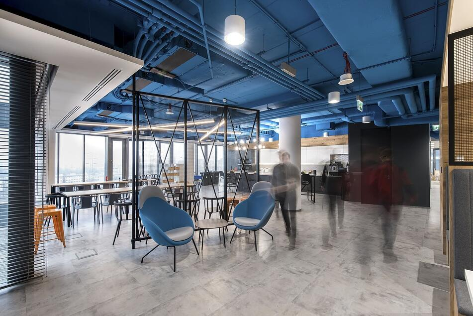 TiVo Warsaw office by M Moser