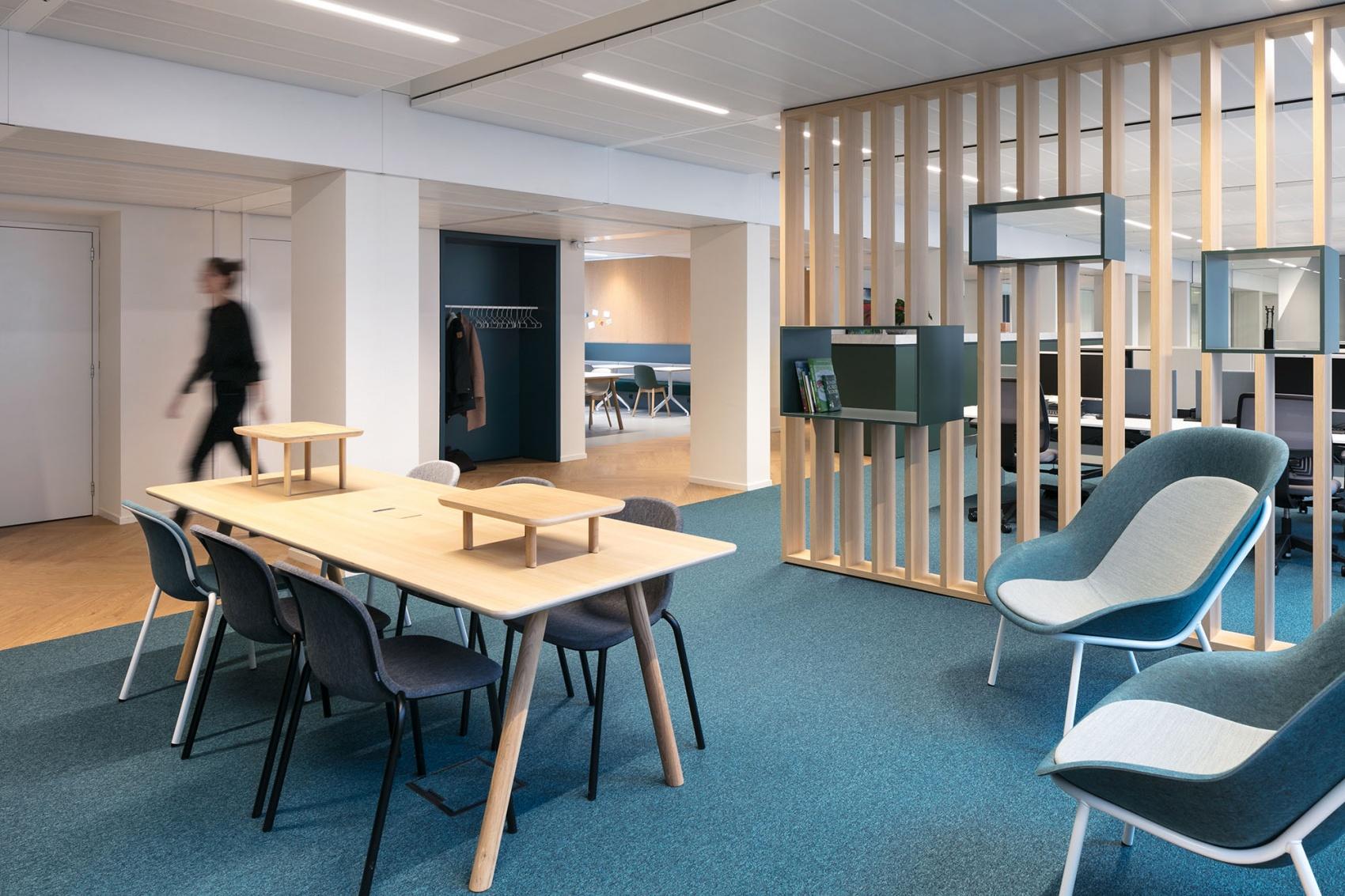 De Vorm on Office Design - LTO Project