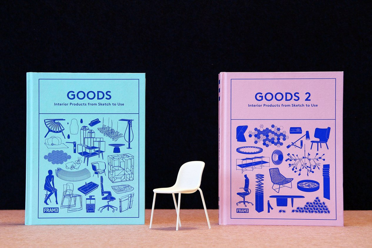 Goods-I-en-II-Frame-De-Vorm-LRG